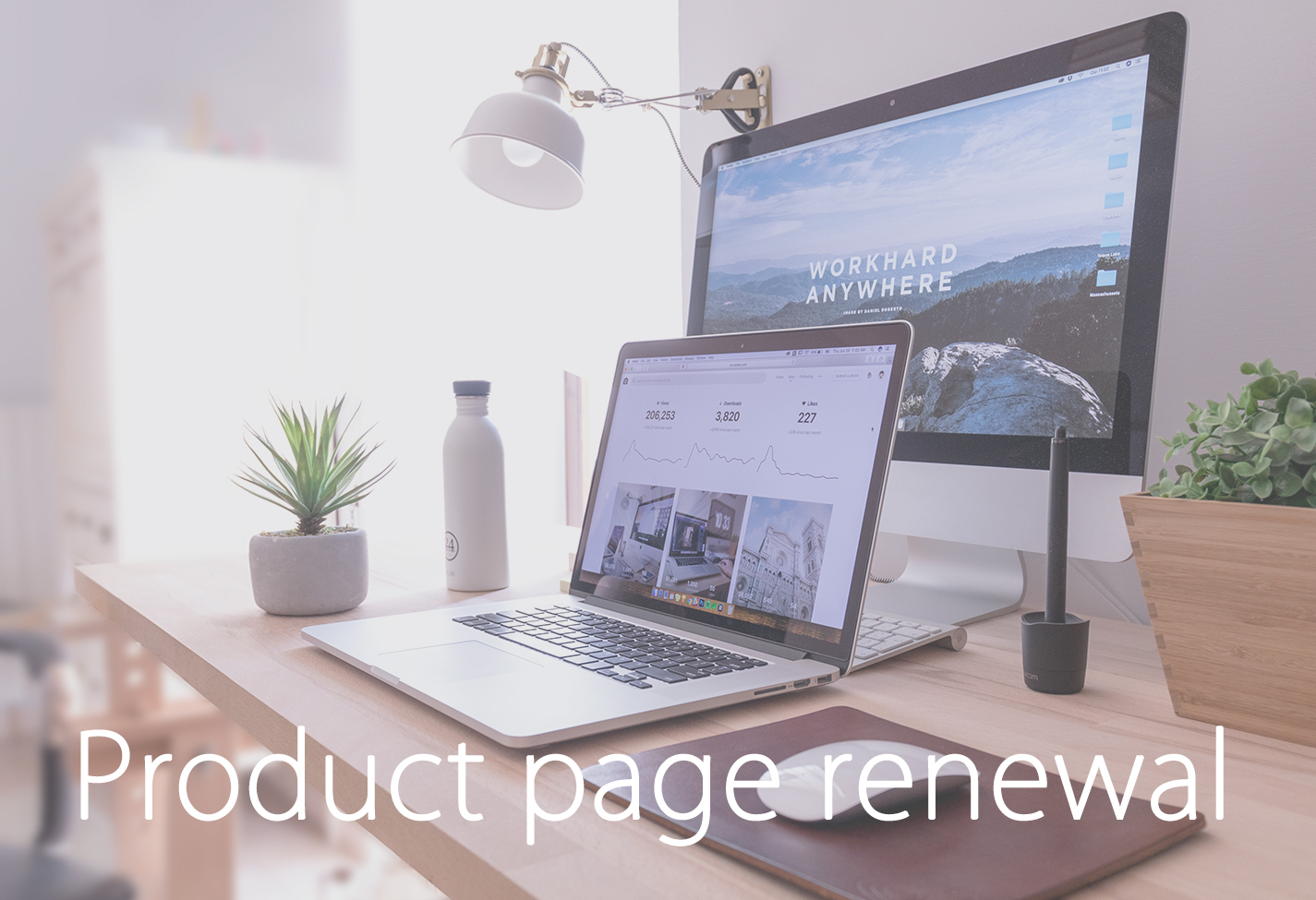 Product-page-renewal